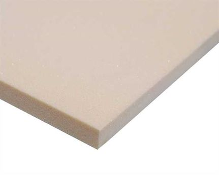 OPTILITE HARD DIVNYCELL FOAM FILLER/BUILD UP 20MM SHEET 60CM X 60CM