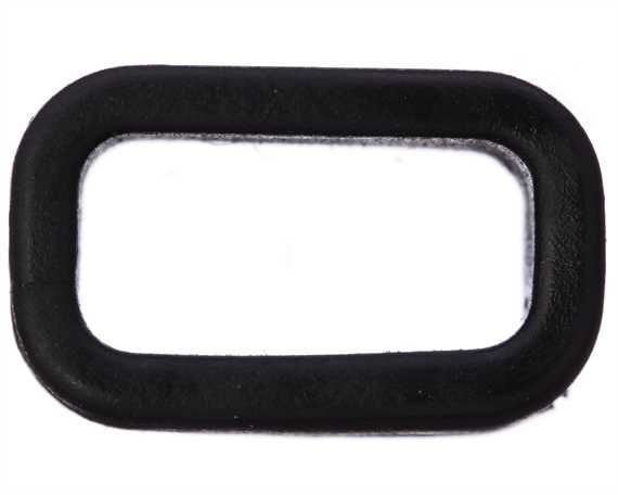 PLASTIC KEEPER 13MM BLACK FOR APOLLO STRAPPING