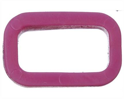 PLASTIC KEEPER 13MM PINK (CERISE) FOR APOLLO STRAPPING