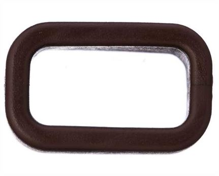 PLASTIC KEEPER 13MM TAN FOR APOLLO STRAPPING