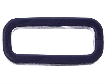 PLASTIC KEEPER 19MM NAVY FOR APOLLO STRAPPING