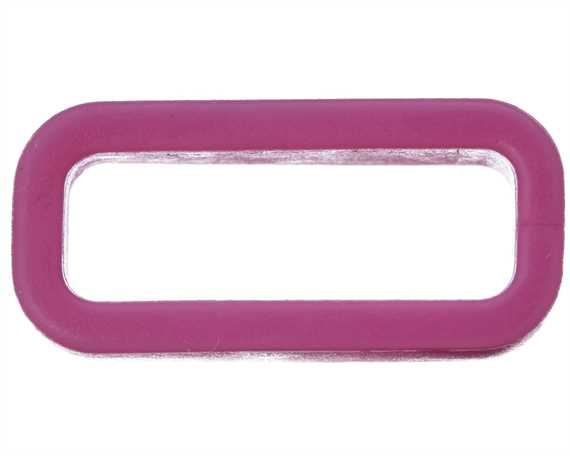 PLASTIC KEEPER 19MM PINK, (CERISE) FOR APOLLO STRAPPING