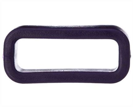 PLASTIC KEEPER 19MM PURPLE FOR APOLLO STRAPPING