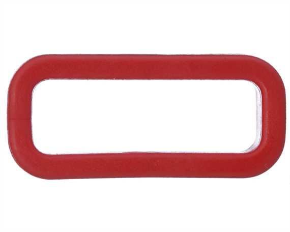 PLASTIC KEEPER 19MM RED FOR APOLLO STRAPPING