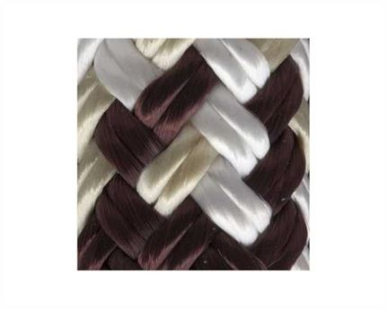 EQUI-TUFF ROPE DOUBLE BRAID 6MM (PER L/MTR) APPALOOSA