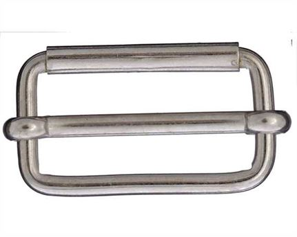 SLIDE ENGLISH SLIDING BAR NICKEL PLATE 25MM