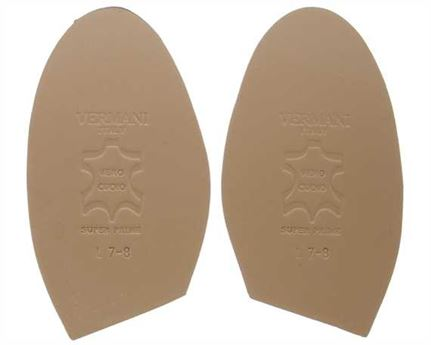 VERMANI HALF SOLES LADIES 7/8