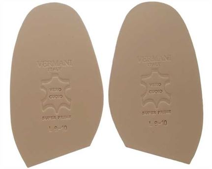 VERMANI HALF SOLES LADIES 9/10