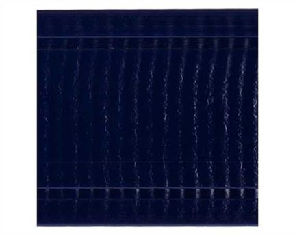 STRAPPING APOLLO GROOVED PLUS SATIN NAVY 25MM