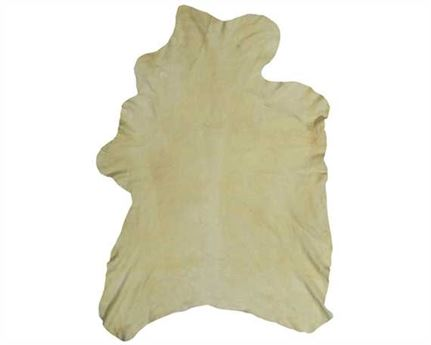 CHAMOIS SKINS YELLOW (PIECE) APPROX. 4 SQFT