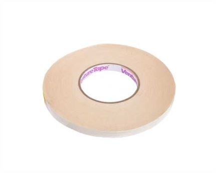 SELF-ADHESIVE DOUBLE-SIDED CLEAR TAPE 12MM 50M ROLL
