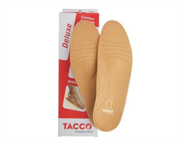TACCO DELUXE ADULTS INSOLE 35