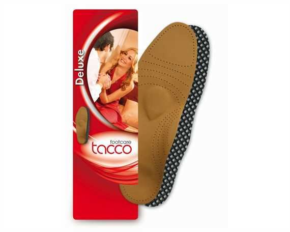TACCO DELUXE ADULTS INSOLE 39