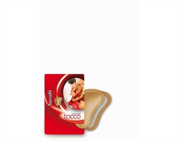 TACCO FIT MET BAR SIZE 2