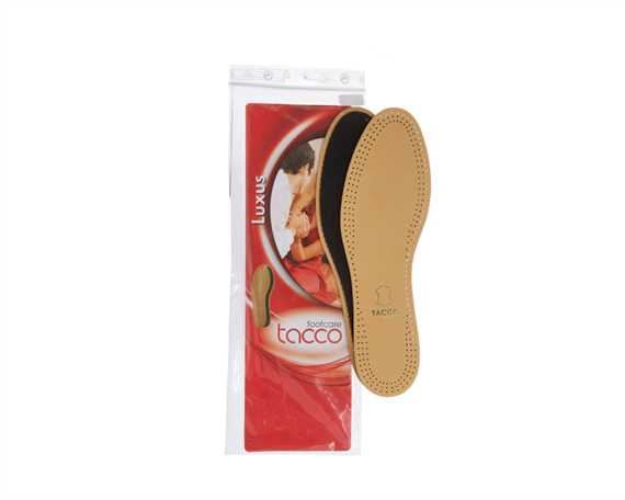 TACCO LUXUS FULL LEATHER INSOLE SIZE 37