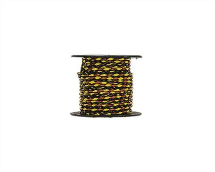 BOLO 3MM RED, YELLOW, BLACK 10M ROLL
