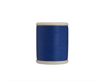 COTTON THREAD NO 10 ROYAL BLUE (145) 500MT SPOOL