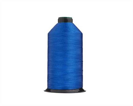 #20 BONDED NYLON THREAD 1500M SPOOL H16 BLUE