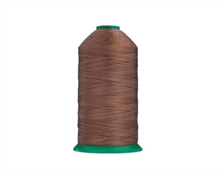 #20 BONDED NYLON THREAD 1500M SPOOL BROWN H21