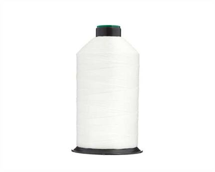#20 BONDED NYLON THREAD 1500M SPOOL (NAWHT) NATURAL