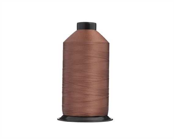 THREAD NYLON BONDED #40 BROWN 1 H27 3000M SPOOL