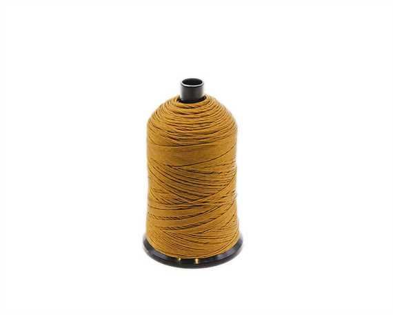 THREAD NYLON BONDED #40 SADDLE TAN U2286 500M SPOOL