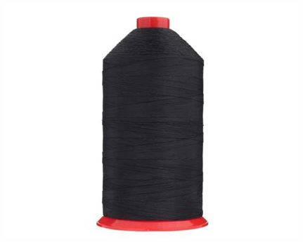 #12 TERKO POLYCOTT THREAD 2500M SPOOL BLACK