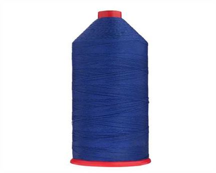 #12 TERKO POLYCOTT THREAD 2500M SPOOL BLUE H1778