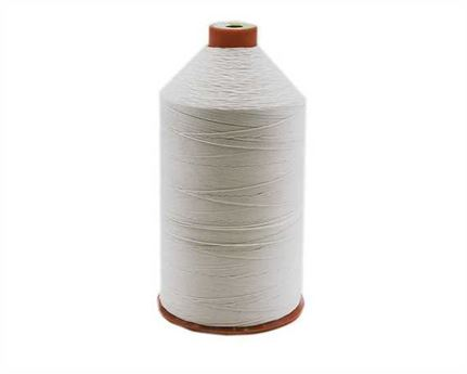 #12 TERKO POLYCOTT THREAD 2500M SPOOL WHITE