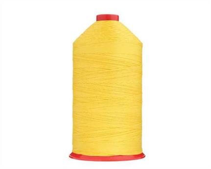 #12 TERKO POLYCOTT THREAD 2500M SPOOL YELLOW H13