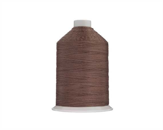 THREAD TERKO POLYCOTT #20 BROWN H27 2500M SPOOL