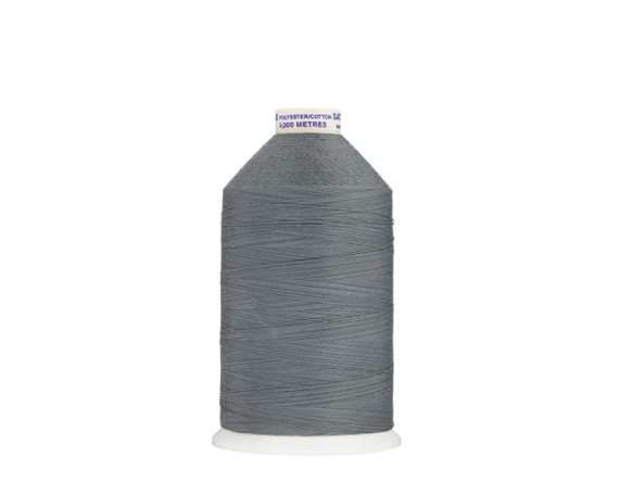 THREAD TERKO POLYCOTT #36 GREY H5 4000M SPOOL