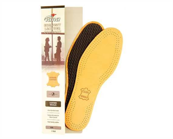 TANA EXQUISIT LEATHER INSOLE SIZE 42