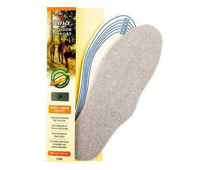 TANA OUTDOOR INSOLE UNIVERSAL