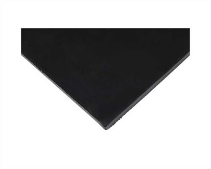 TOPY HEELING SHEET OUTBACK 9MM SHEET BLACK (96 X 60CM)