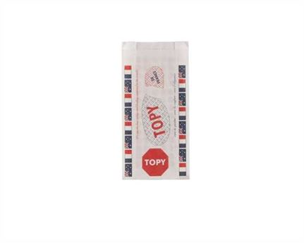 TOPY BAGS PAPER SUNDRY STYLE (PER 1000)