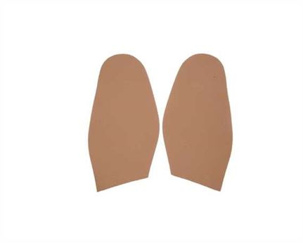 TOPY SOLING RUBBER AUSY 1.8MM (PR) CUT TO SIZE LADIES 9-10 BEIGE