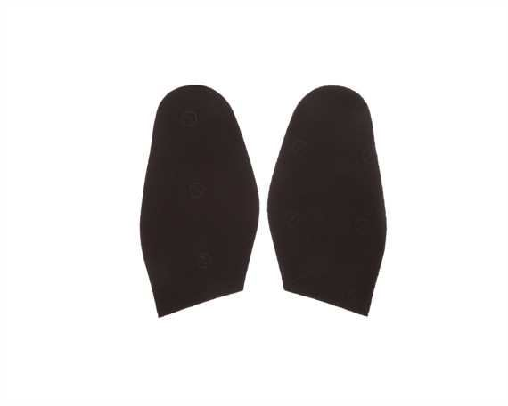 TOPY SOLING RUBBER AUSY 1.8MM (PR) CUT TO SIZE LADIES 9-10 BROWN