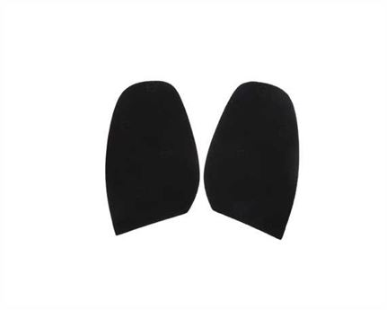 TOPY SOLING RUBBER AUSY 1.8MM (PR) CUT TO SIZE MEN 11-12 BLACK