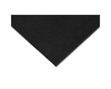 TOPY HEELING STRONG 5MM BLACK SHEET (96 X 60CM)