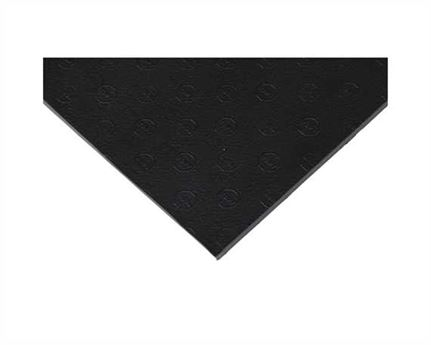 TOPY HEELING STRONG 6MM BLACK SHEET (96 X 60CM)