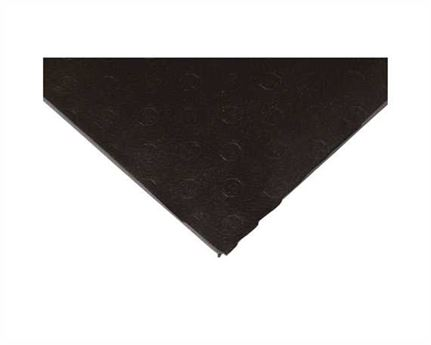 TOPY HEELING STRONG 6MM BROWN SHEET (96 X 60CM)
