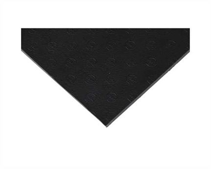 TOPY HEELING STRONG 9MM BLACK SHEET (96 X 60CM)