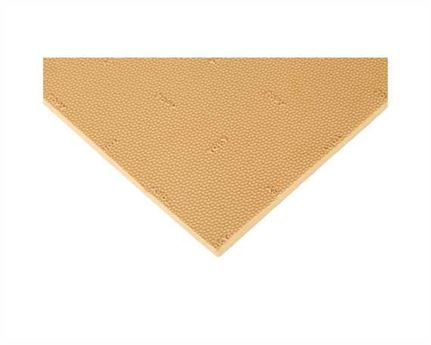 TOPY HEELING VERATOP SHEET (80 X 60CM) 6MM BEIGE PATTERNED
