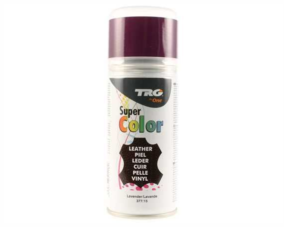 TRG SUPER COLOUR AEROSOL SPRAY 150ML LAVENDER 377