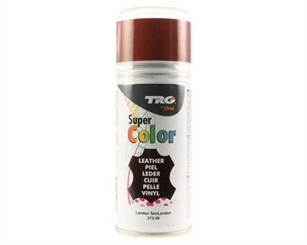 TRG SUPER COLOUR AEROSOL SPRAY 150ML LONDON TAN 373