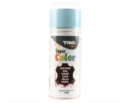 TRG SUPER COLOUR AEROSOL SPRAY 150ML LIGHT BLUE 334