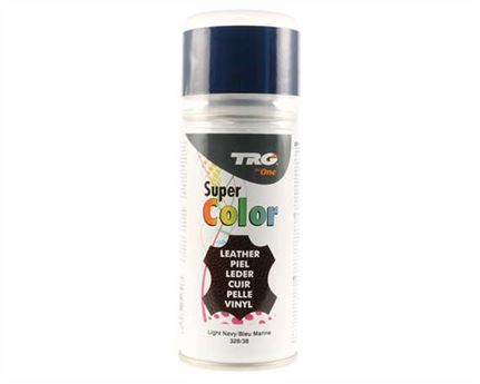 TRG SUPER COLOUR AEROSOL SPRAY 150ML LIGHT NAVY 328