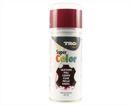 TRG SUPER COLOUR AEROSOL SPRAY 150ML MAROON 337
