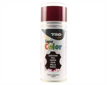 TRG SUPER COLOUR AEROSOL SPRAY 150ML MULLBERRY 336